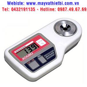Khúc xạ kế Palete Series Atago đo nồng độ mặn - Model PR-100SA