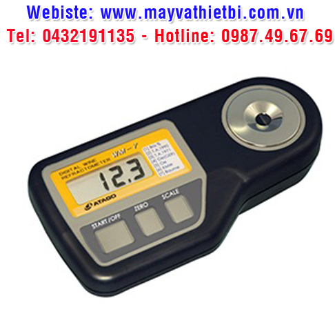 Khúc xạ kế Palete Series Atago đo nồng độ rượu - Model WM-7
