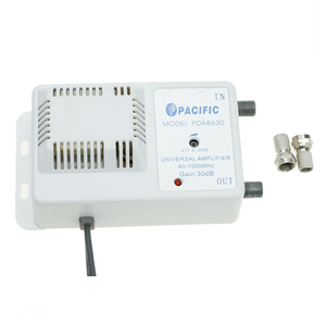 Bộ khuếch đại tín hiệu truyền hình cáp Pacific PDA 8630
