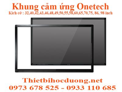 Khung cảm ứng Onetech 43 inch