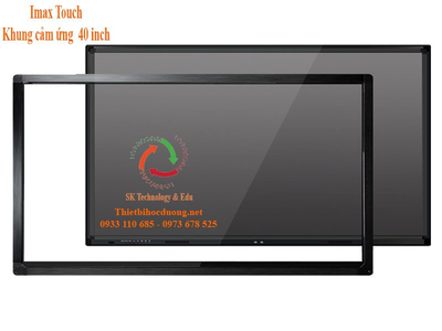 Khung cảm ứng Imax touch 40 in