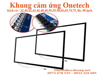 Khung cảm ứng Onetech 40 inch
