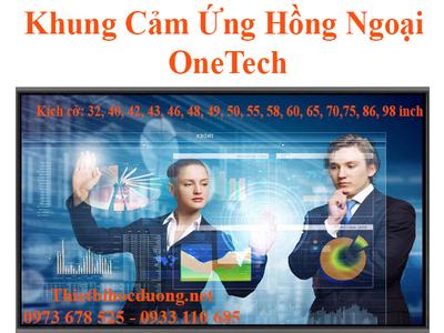 Khung cảm ứng Onetech 75 inch