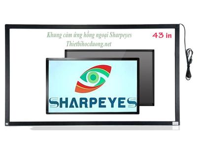 Khung cảm ứng Sharpeyes 43 inch