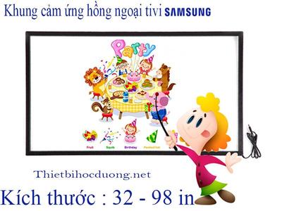 Khung cảm ứng Tivi Samsung 32 inch