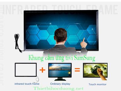 Khung cảm ứng Tivi Samsung 55 inch