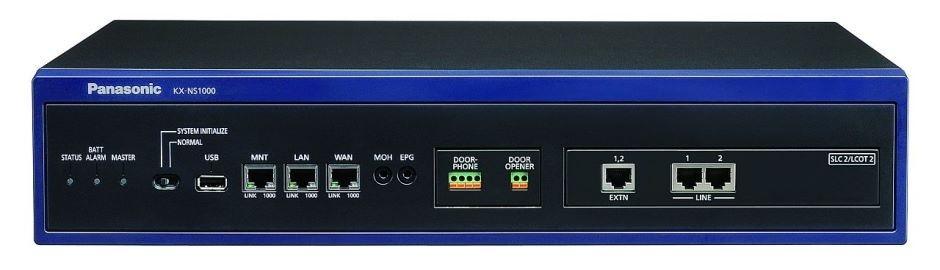 Khung chính tổng đài Panasonic KX-NS1000BX