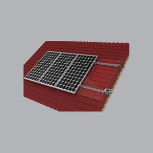 Khung Lắp Đặt MPE Solar Trên Mái Ngói