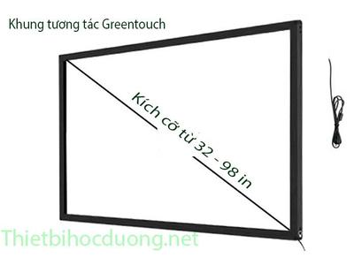 Khung tương tác Green touch GT-IR40