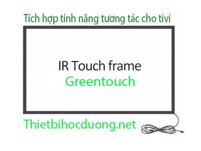 Khung tương tác Green touch GT-IR43