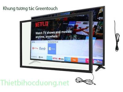 Khung tương tác Green touch GT-IR60