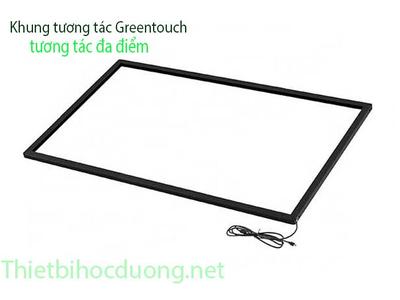 Khung tương tác Green touch GT-IR85