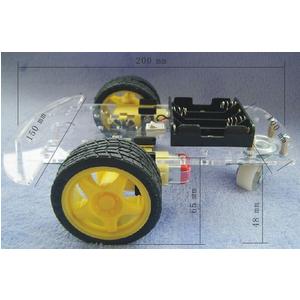 Khung xe Robot Mô hình DIY