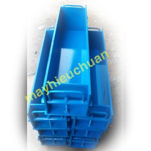 Khuôn đúc mẫu bê tông uốn 150x150x600