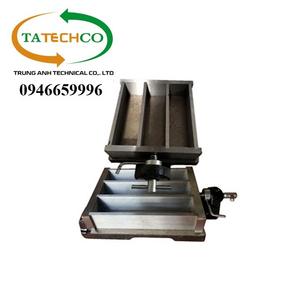 Khuôn đúc mẫu vữa 40x40x160mm- bằng gang