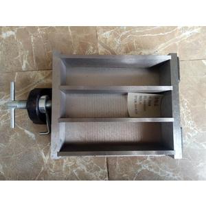 Khuôn đúc mẫu vữa xi măng 40x40x160mm bằng gang