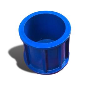 Khuôn đúc mẫu bê tông trụ thấm 150x150mm bằng nhựa