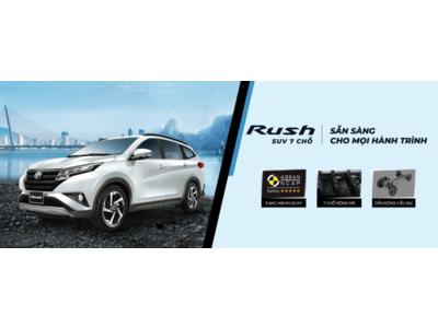 Khuyến mãi Xe Toyota Rush 2020