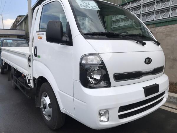 Xe tải KIA Frontier K200 - Thùng lửng - Tải 990kg / 1490kg / 1990kg