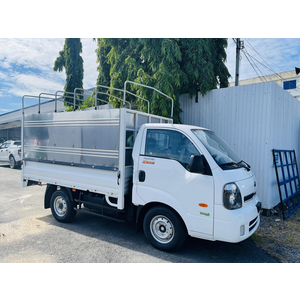 Xe tải KIA K200S 4WD - Thùng mui bạt - Tải trọng 1,49 tấn