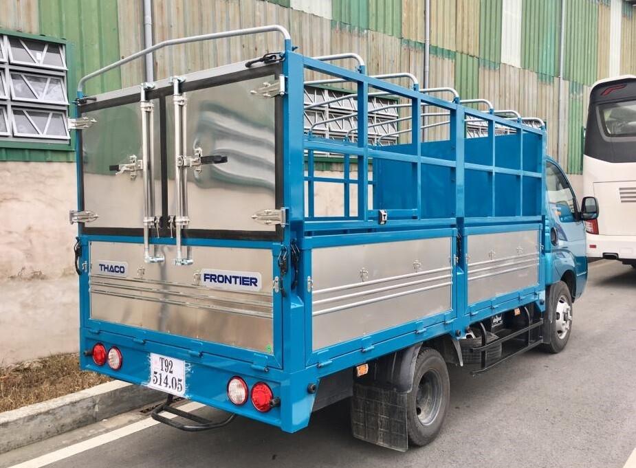 Xe tải KIA Frontier K250 - Thùng mui bạt - Tải 1490kg / 2490kg