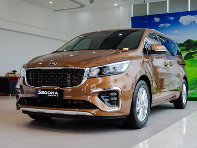 KIA Sedona Luxury 2020
