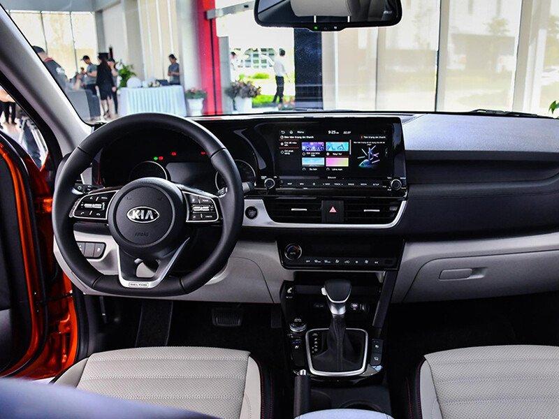 KIA Seltos Luxury 1.4 Turbo