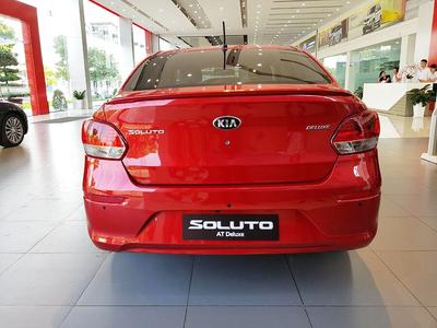 KIA Soluto AT Deluxe 1.4L