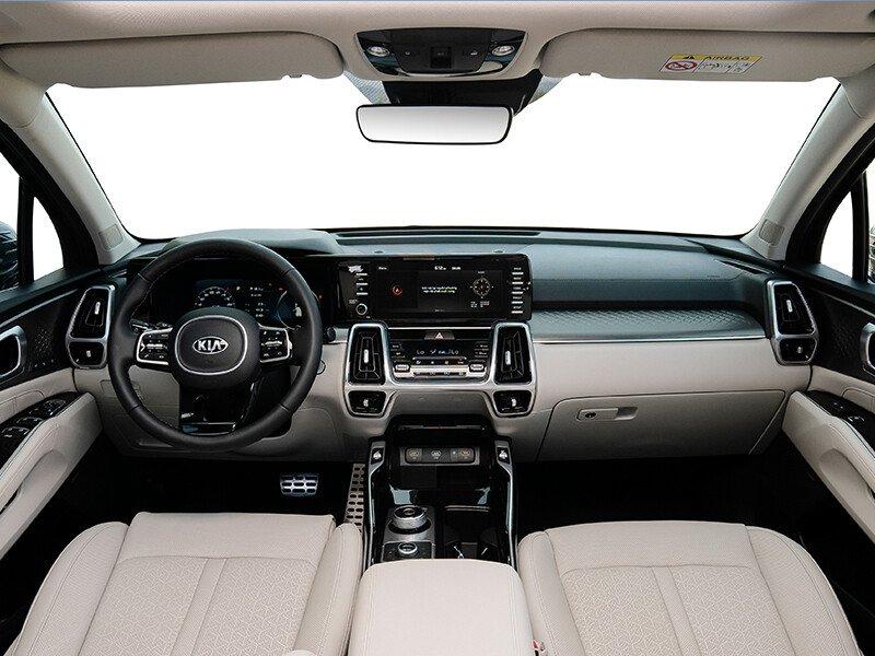 New KIA Sorento Luxury D2.2 (Máy dầu)