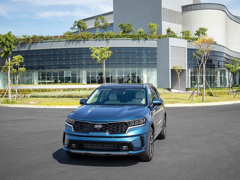 New KIA Sorento Signature G2.5 (6 Ghế Máy xăng)