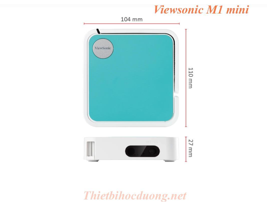 Máy chiếu mini bỏ túi ViewSonic M1 plus