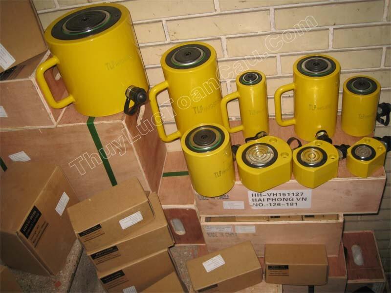 kích thủy lực 30 tấn 50 100 150mm -  hhyg-3050, hhyg-30100, hhyg-30150