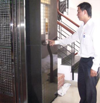 Kiểm Tra các tính năng an toàn cửa trước khi bàn giao cho khách hàng