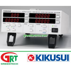 Kikusui KPM1000 | Máy đó nguồn kỹ thuật số Kikusui KPM1000 | Digital Power Meter Kikusui KPM1000