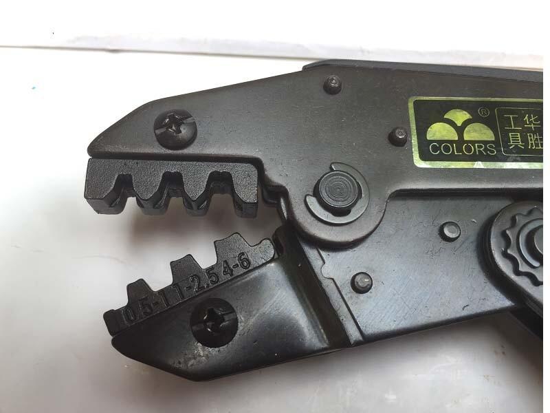 Kìm bấm đầu cos Ghim HS-03BC / LY-03C 0.5 - 6mm2