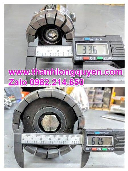 Kìm bấm nắp seal thùng phuy dài 380mm