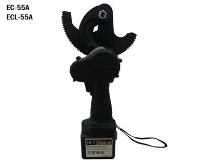 Kìm cắt cáp ACSR thủy lực dùng pin OPT EC-55A & ECL-55A