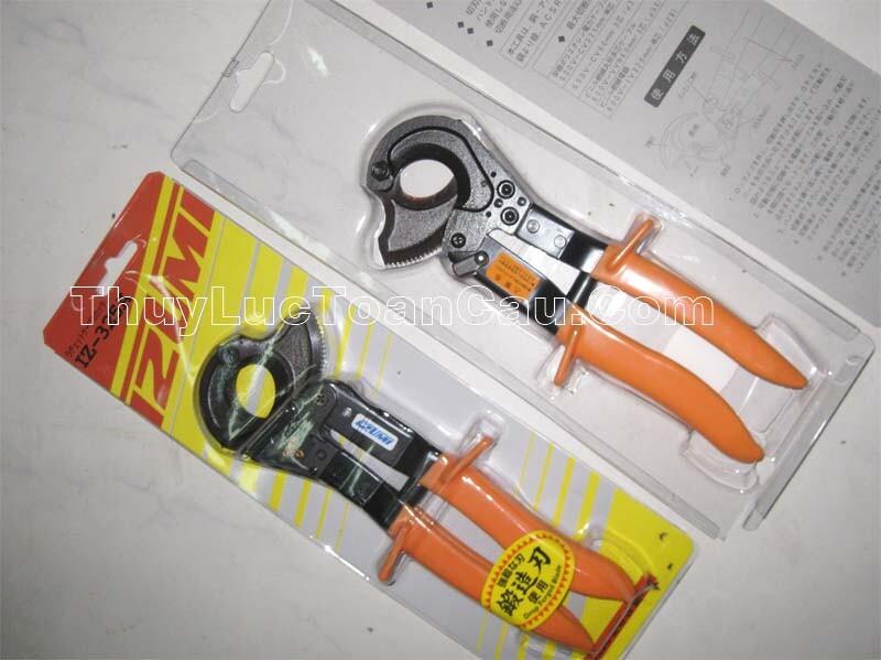 Kìm cắt cáp Izumi IZ-325A
