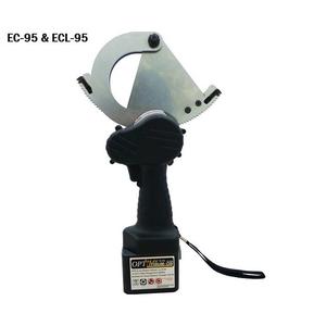 Kìm cắt cáp dùng pin OPT EC-95 & ECL-95