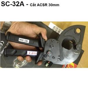 Kìm cắt cáp Acsr Opt SC-30A