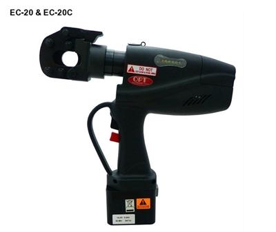 Kìm cắt cáp thủy lực dùng pin OPT EC-20 & EC-20C