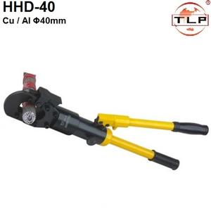 Kìm cắt cáp thủy lực TLP HHD-40
