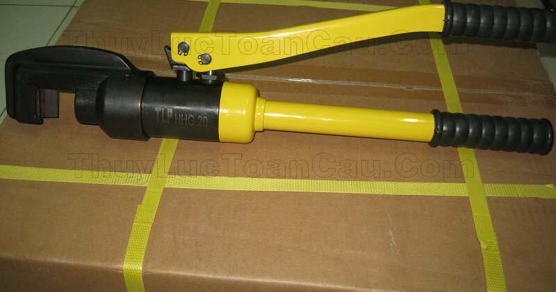 kìm cắt sắt thủy lực HHG-20, kìm cắt sắt thép bằng thủy lực Tlp hhg-20