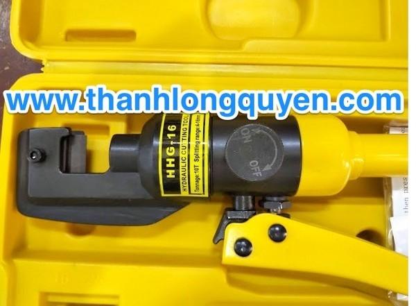 kìm cắt sắt thủy lực hhg-16 tlp 100kn
