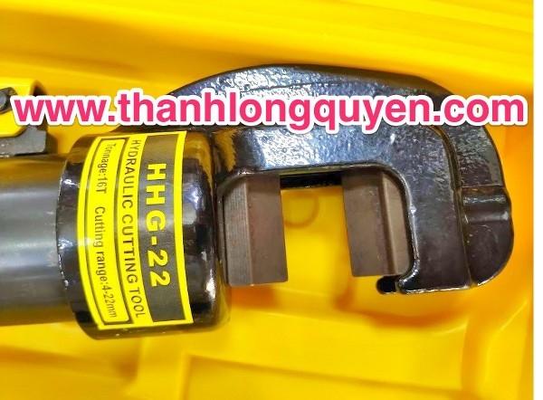 kìm cắt sắt thủy lực hhg-22 tlp