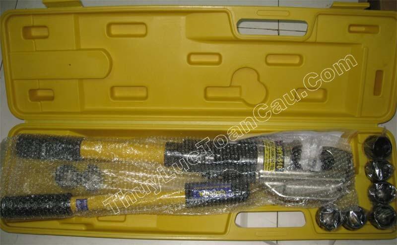 Kìm bấm cos thủy lực HHY-510 - Ảnh thật sản phẩm