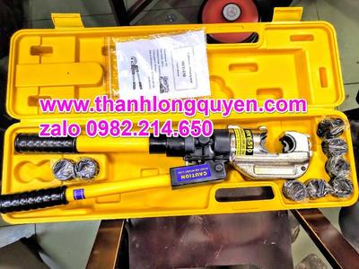 KÌM ÉP COS THỦY LỰC HHY-510 STROKE 38MM CHỮ C