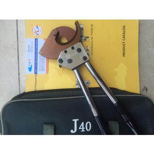 Kìm-Kéo cắt cáp nhông TLP HHD-40J
