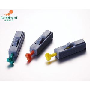Kim lấy máu an toàn Sterile Safety Lancet Greetmed GT043-302