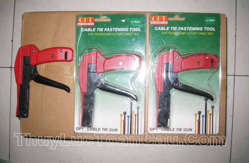 Dụng cụ rút dây thít nhựa LY-600T, Kìm dụng cụ rút dây thít nhựa